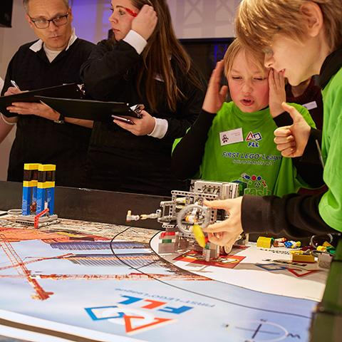 FIRST LEGO League deltakere